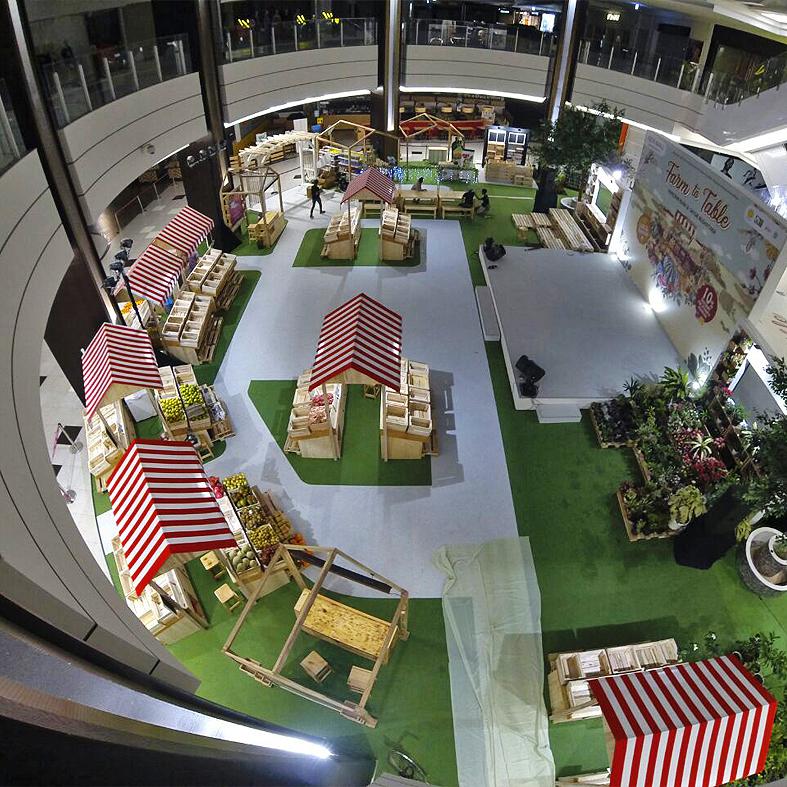 Farm To Table Aeon Mall