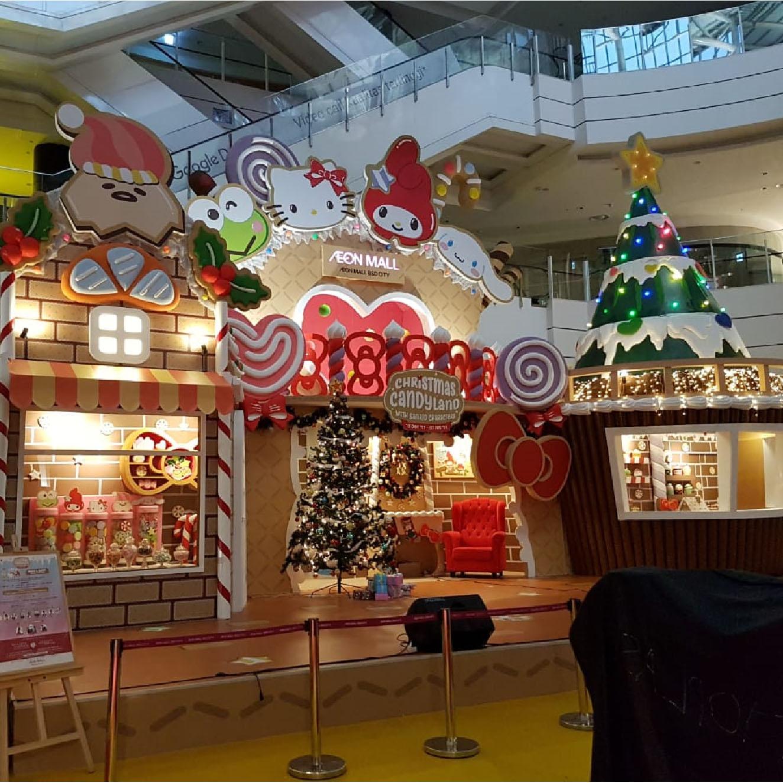 Aeon Christmas 2017