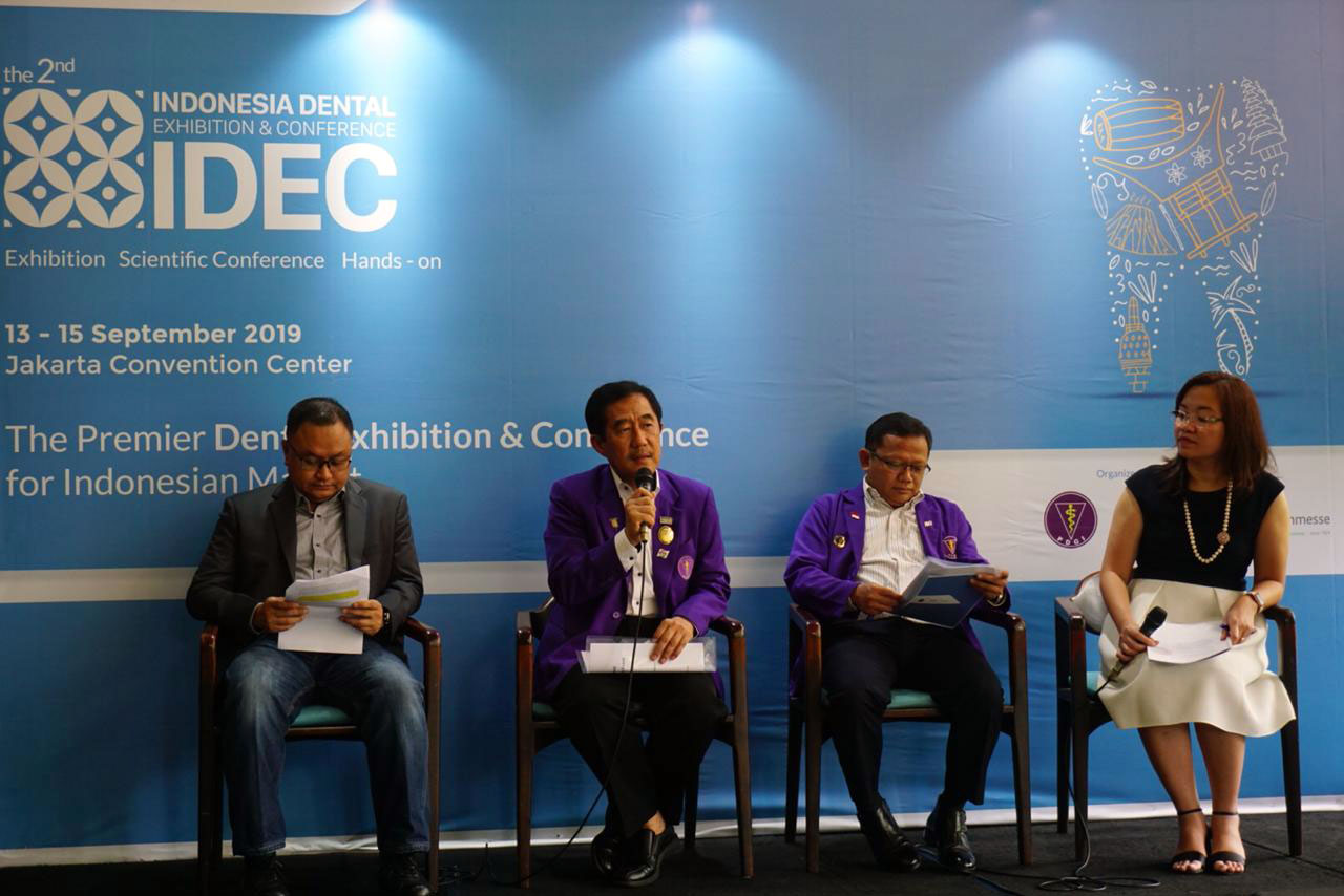 The Premier Dental Exhibition and Conference for Indonesia